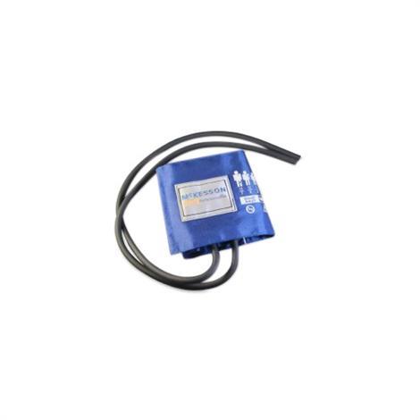 McKesson Pressure Nylon Cuff,Black,15/Case,01-845-11ABK-2GM