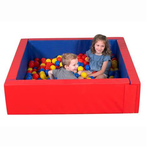 "Childrens Factory Corral Ball Pool,53"" x 53"" x 12"",Each,CF331-031"
