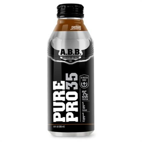 ABB Pure Pro 35 Post Workout Drink,Cookies and Cream,12/Pack,1520042