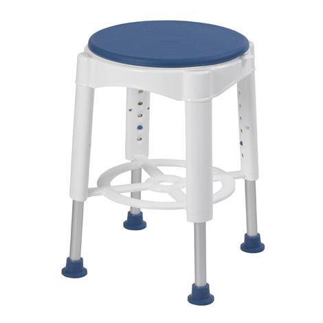 Drive Swivel Seat Shower Stool,Shower Stool,4/Case,RTL12061M