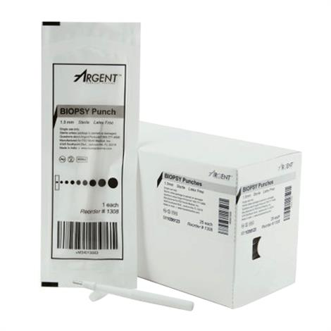 Mckesson Biopsy Punch Argent Dermal,4 Mm,Each,1313 - from $2.05