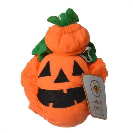 """Lookin Good Pumpkin Dog Costume,Small - (Fits 10""""-14"""" Neck to Tail),Each,100194"""