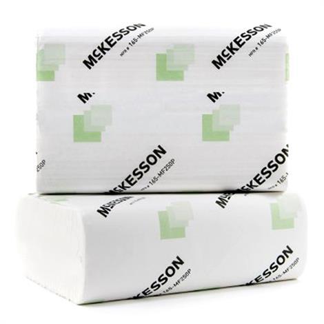 """McKesson Premium Multi-Fold Paper Towel,9.06"""" X 9.45"""",250/Pack,165-MF250P"""