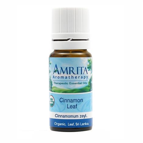 Amrita Aromatherapy Cinnamon Leaf Essential Oil,1000ml,Bottle,Each,EO3234