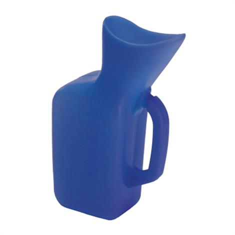 Graham-Field Female Urinal,Female Plastic Urinal,28oz Capacity,Each,3214
