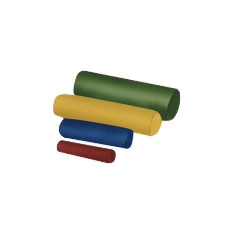 CanDo Soft Foam Positioning Rolls,0,Each,0
