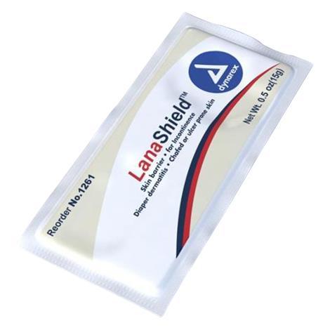Dynarex LanaShield Skin Protectant Cream,4oz,Tube,Each,1263