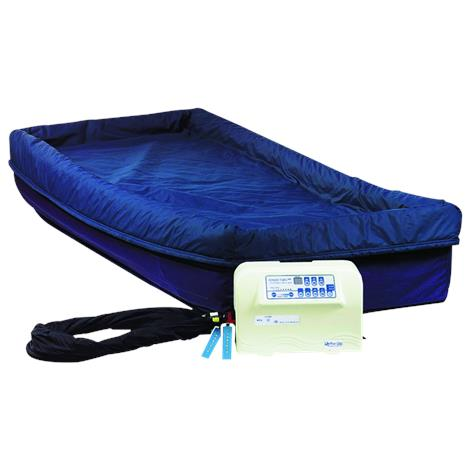 "Blue Chip Power-Turn Elite Lateral Rotation Therapy with True Low Air Loss Mattress System,36""W x 80""L x 9""H,Each,9800"