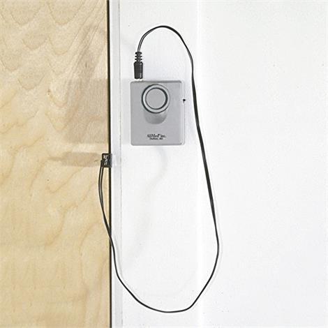 AliMed Door Alarm,2W x 2-1/2L x 3/4D,Each,74851