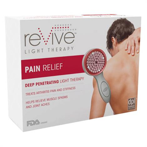 reVive Light Therapy Pain Relief System,120V/240V Power Supply,Each,RVPNSYS