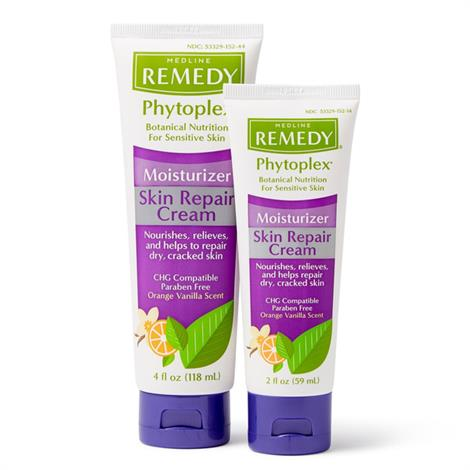 Remedy Intensive Skin Therapy Skin Repair Cream,Orange vanilla scented,2oz,24/Pack,MSC0924402