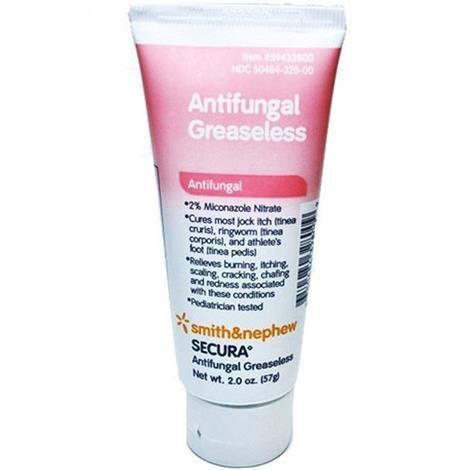 Smith & Nephew Secura Cream,2oz,Greaseless,12/Case,59432800