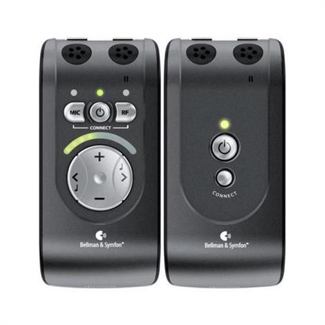 Bellman Audio Domino Pro Personal Hearing System,Personal Hearing System,Each,BE8005