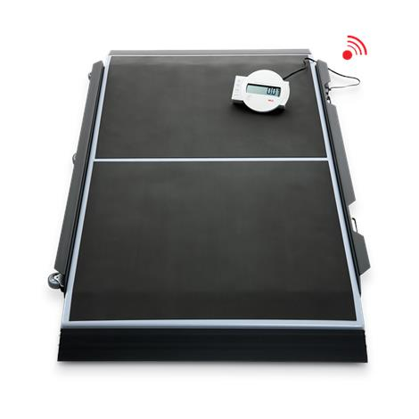 Seca Electronic Platform Scale For Gurneys And Stretchers With Innovative Memory Function,Each,SECA656