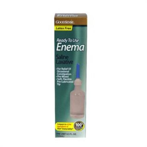 GoodSense Ready to Use Enema Solution,Enema Solution,4.5 oz,Each,NP00004