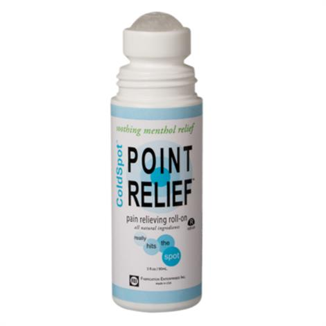 Fabrication Point Relief ColdSpot Roll-On,3oz Roll On,Each,11-0720-1