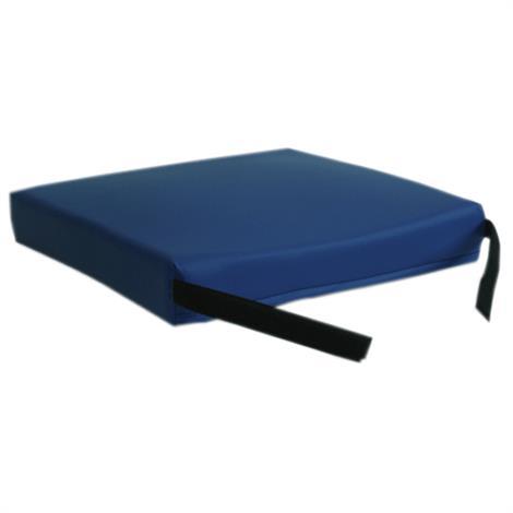 """Complete Medical Gel/Foam Wheelchair Cushion,16"""" x 16"""" x 1.75"""",Each,1705A"""