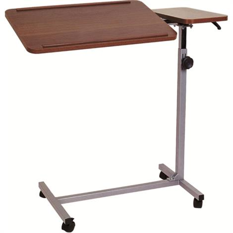 BodyMed Overbed Table with Tilt Function,Overbed Table with Tilt Function,Each,ZZRTAB01