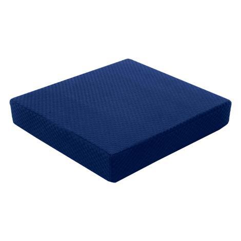 Carex Memory Foam Seat Cushion,Foam Cushion,Each,FGP10200 0000