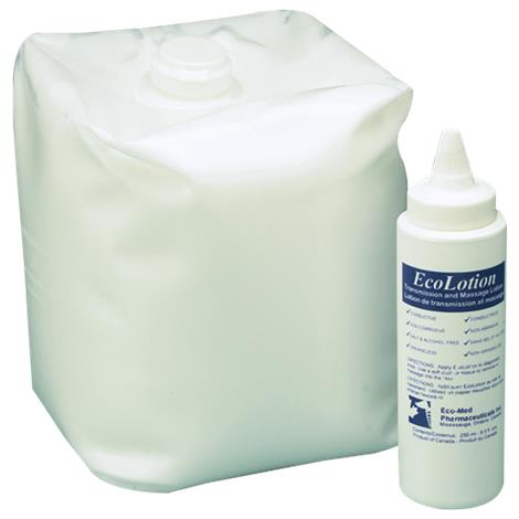 ECO- MED EcoLotion Transmission Lotion,With Aloe,Each,NC70482