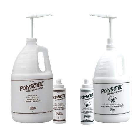Parker Polysonic Ultrasound Lotion,250 ml (8-1/2 fl.oz) Bottle,12/pack,44064