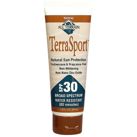 All Terrain Terrasport SPF 30 Sunscreen Lotion,3fl oz,Tube,Each,039611-9