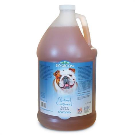 Bio Groom Oatmeal Shampoo,12 oz,Each,27012