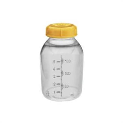 Medela Storage Collection Container Bottle With Cap,Container Bottle,150mL,Each,6100050-100