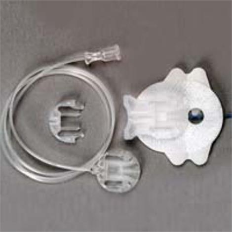 Unomedical Comfort Set for Animas Pump,17mm Cannula,23