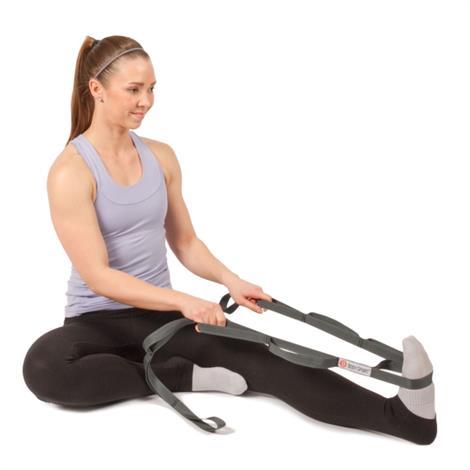 Body Sport Static Stretch Strap,Static Stretch Strap,Each,BDSSTATSTRAP