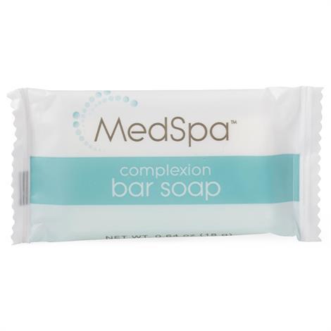 Medline MedSpa Complexion Bar Soap,0.64 oz,800/Pack,MPH18107
