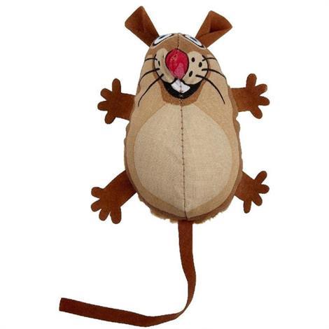 Fat Cat Eeeks Cat Toy With Catnip - Assorted,Eeeks Cat Toy With Catnip,Each,#650124