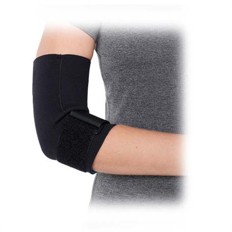 Advanced Orthopaedics Neoprene Tennis Elbow Sleeve With Strap,Large,Each,2307