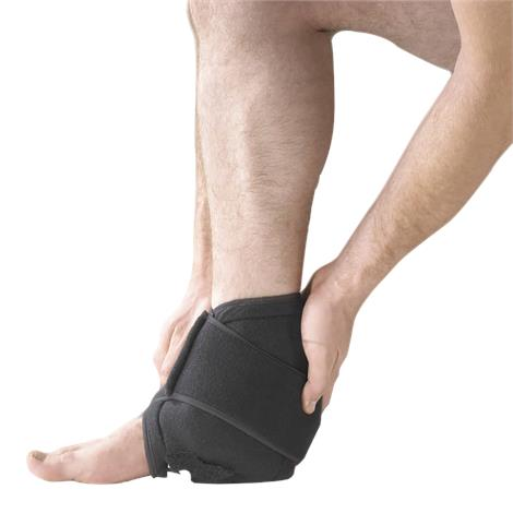 Bodymed Cold Compression Therapy Ankle Wrap,With Cold Pack Insert,Each,ZZRCCTANK