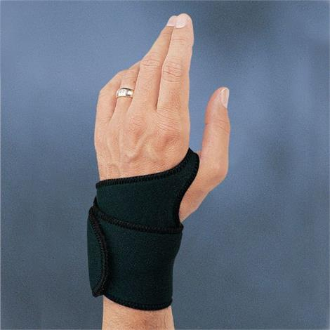 Image of Sammons Preston Neoprene Wrist Wrap,Neoprene Wrist Wrap,Each,81190099