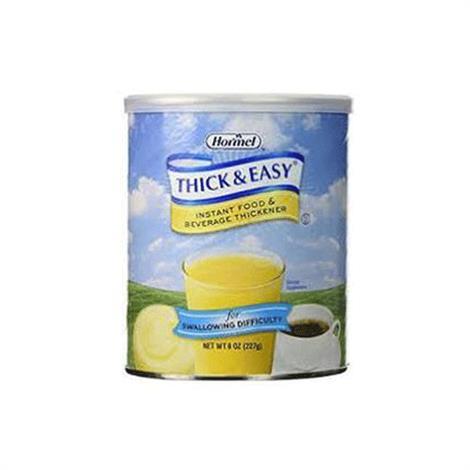 Hormel Thick And Easy Instant Food & Beverage Thickener,4.5gm Packet,Nectar,100/Pack,21929