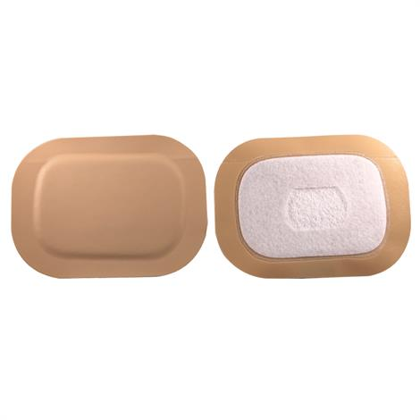 """Austin AMPatch Stoma Cover,1"""" Round Center Hole,50/Pack,49800000000000"""