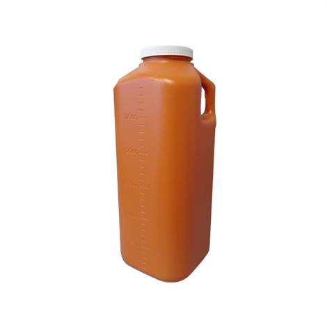 McKesson 24 Hour Urine Specimen Collection Container,3,000 mL (101 oz.),Each,16-9528