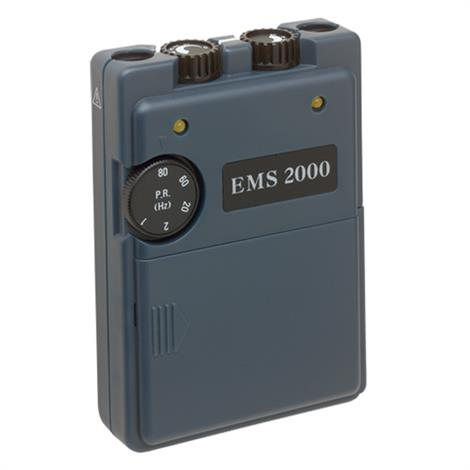 "BioMedical EMS 2000 Electrical Neuromuscular Stimulator,3.9"" x 2.75"" x 1"" (9.90cm x 6.98cm x 2.54cm),Each,KEMS"