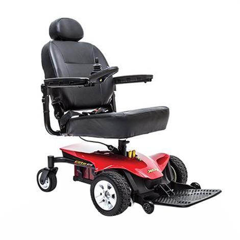 Pride Jazzy Elite ES Portable Power Chair,0,Each,JELITEES-P