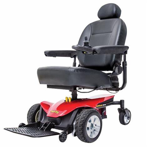 Pride Jazzy Elite ES Power Chair,0,Each,JELITEES