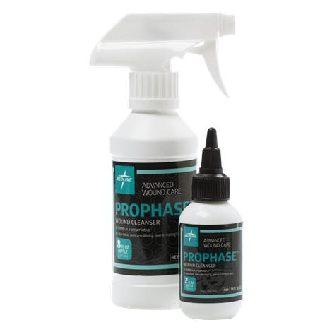 Prophase Wound Cleanser,2 oz, Squeeze Bottle,Each,MSC8002H MSC8002H