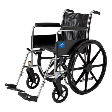 Medline Excel 2000 Manual Wheelchair,0,Each,MDS80