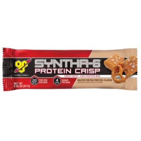 BSN Crisp Bar,Cold Stone Mint Chocolate Chip,12/Pack,181126
