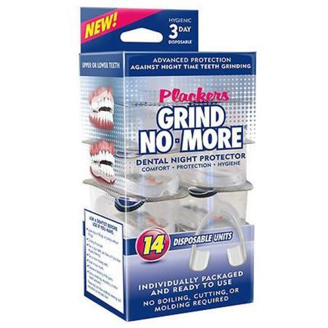 Geiss Destin & Dunn Plackers Grind No More Dental Night Protector,Dental Night Protector,10/Pack,RA65151