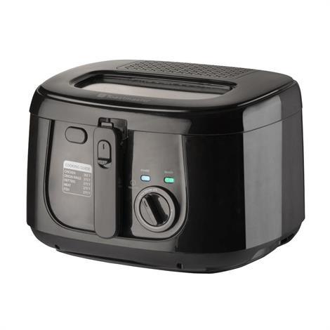 Toastmaster 2.5 Liter Deep Fryer,2.5 Liter Capacity,Each,TM-165DF