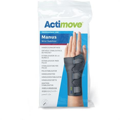 Actimove Wrist Stabilizer,Large,Each,7572933