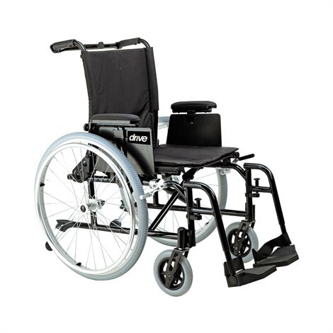 Drive Cougar Ultralight Aluminum Wheelchair,0,Each,0