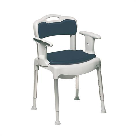 Etac Swift Commode Chair,Commode Chair,Each,E81702030
