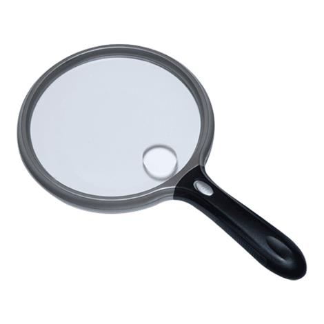 Five Inches Lighted Magnifier,Lighted Magnifier,Each,555793